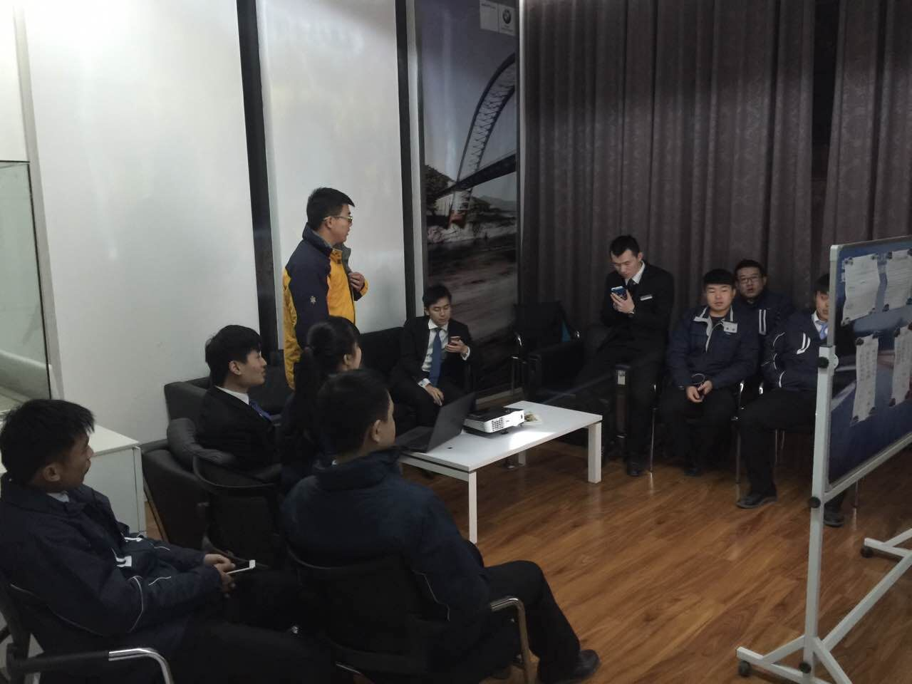 武汉汉德宝4S店培训